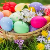 Hogyan készítsek húsvéti kosarat?