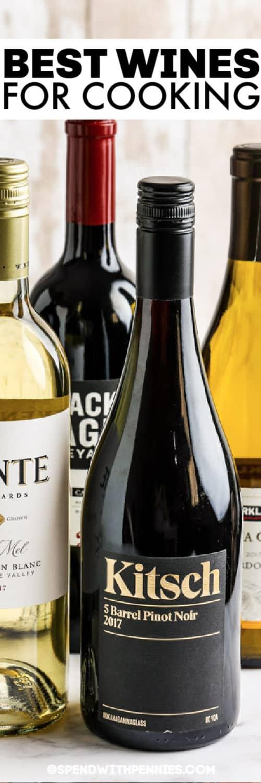 zár-megjelöl a legjobb borok a főzéshez címmel