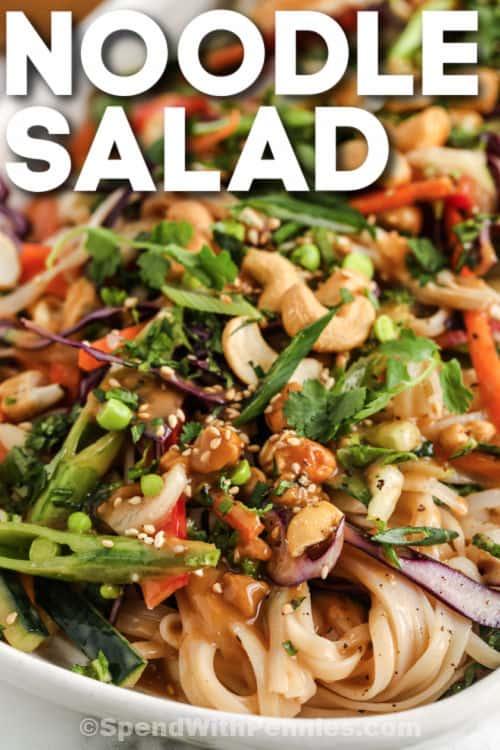zár-megjelöl-ból szezám gyömbéres tészta saláta, írás