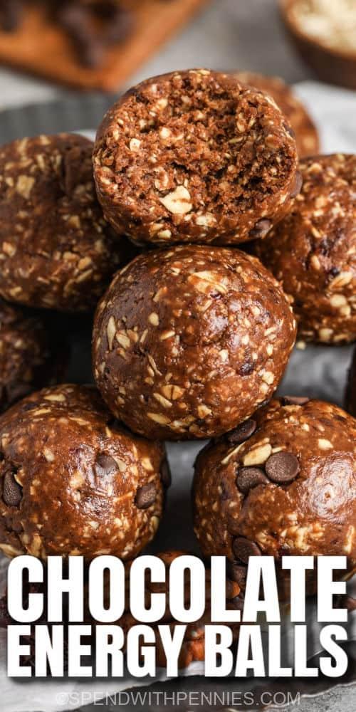 zár-megjelöl-ból csokoládé energia labdák írásban