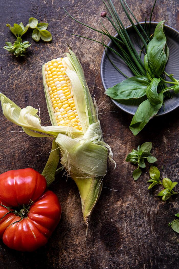 BLT kukoricadaráló verem    halfbakedharvest.com
