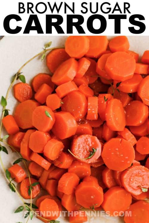 zár-megjelöl-ból barna cukor sárgarépa, írás