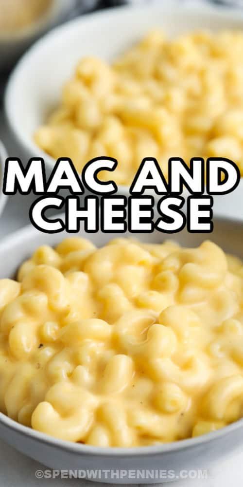 tálak 15 perc Mac és sajt címmel