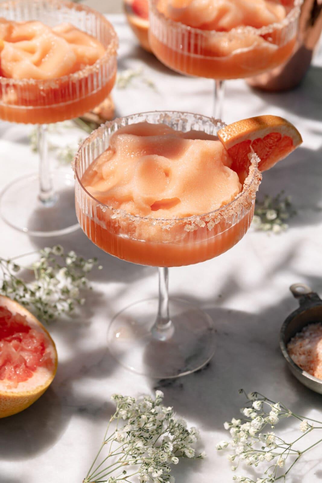 fagyasztott paloma grapefruit szelettel