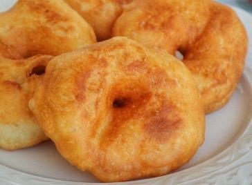 Fried Borek- (szabadon sült)