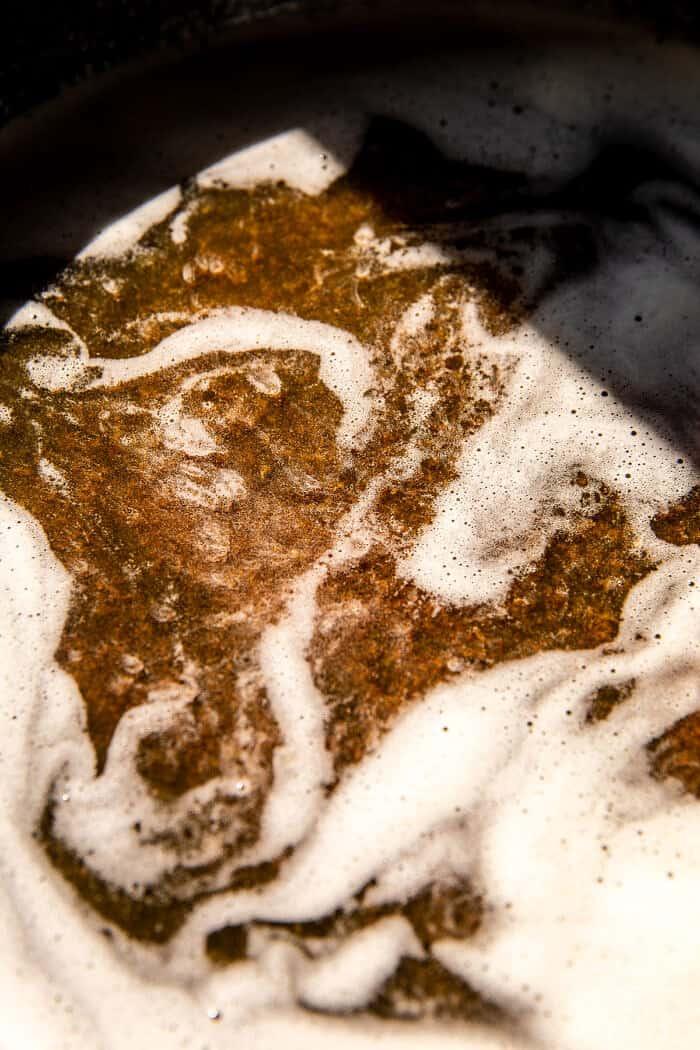 Rágós barna cukor juhar sütik |  halfbakedharvest.com